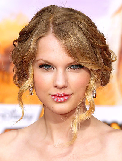 Taylor Swift Diamond Lips